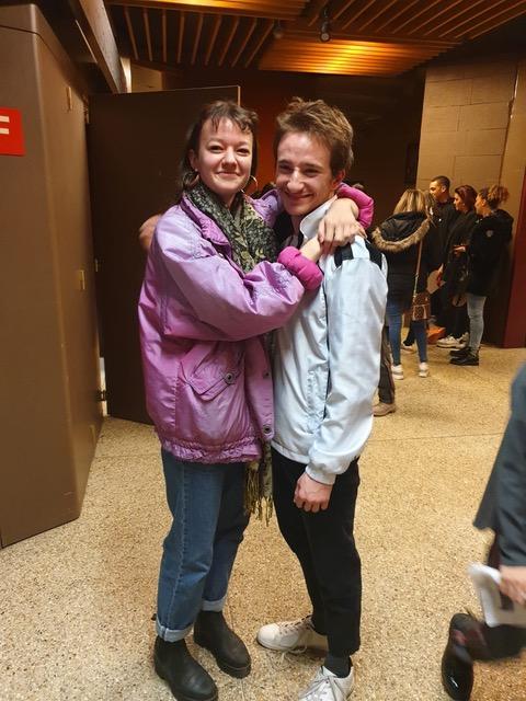Odile et Anthony, à chacun sa médaille au Concours de Morges 2020