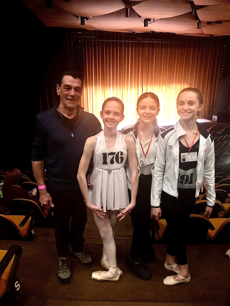 Nos élèves et Pierre Wyss au Concours international de la Cote 2020